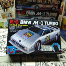 Radio Control: R/C BMW M1 TURBO.. Lote 219547363