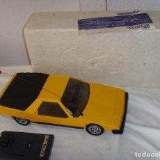 Radio Control: COCHE WERNER MACH 1. Lote 221160222