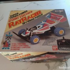 Radio Control: SUPER TURBO POWER RADIO CONTROL RAT RACER. Lote 222126698