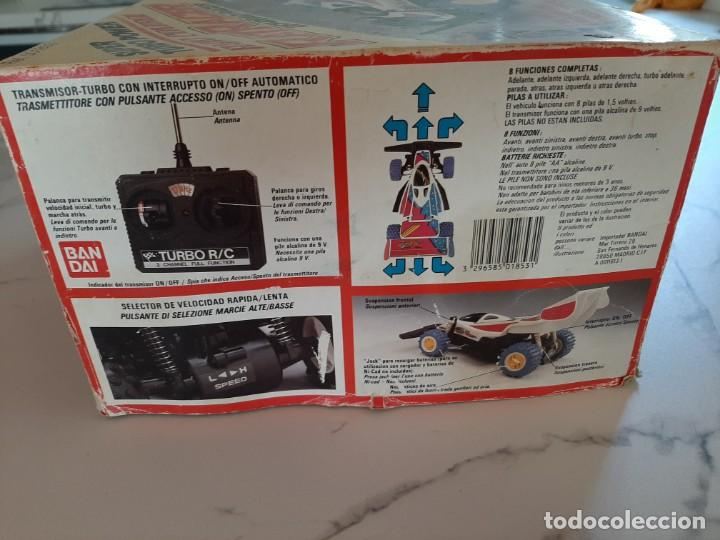 Radio Control: Super turbo power radio control rat racer - Foto 2 - 222126698