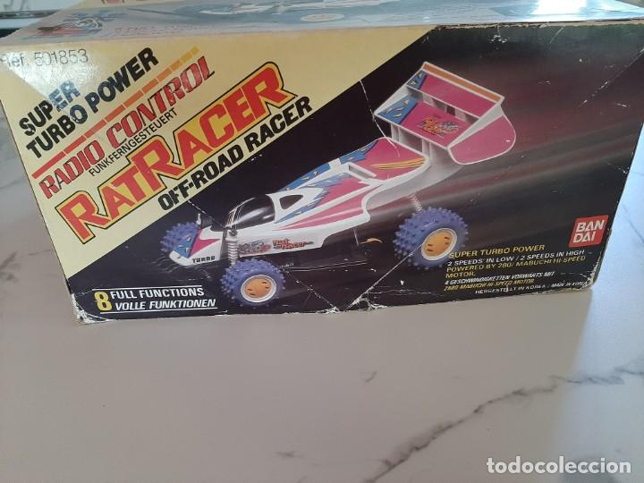 Radio Control: Super turbo power radio control rat racer - Foto 3 - 222126698
