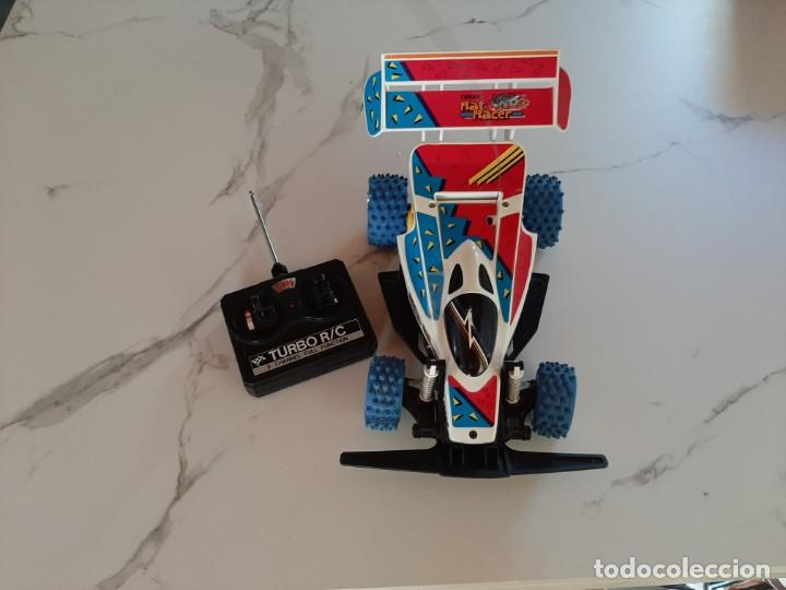 Radio Control: Super turbo power radio control rat racer - Foto 4 - 222126698