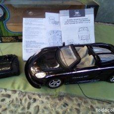 Rádio Controlo: COCHE PORSCHE CARRERA GT TELEDIRIGIDO. MARCA NEW BRIGHT AÑO 2007.. Lote 226115120