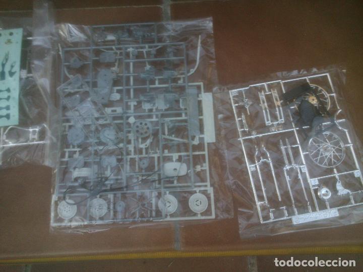 Radio Control: Maqueta Kit ART Harley Davidson IMAI escala 1/12, bolsas precintadas. - Foto 3 - 226171893