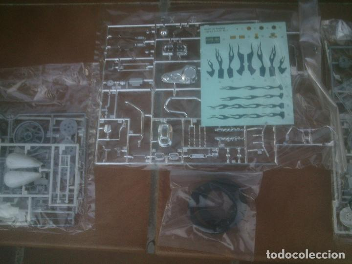 Radio Control: Maqueta Kit ART Harley Davidson IMAI escala 1/12, bolsas precintadas. - Foto 4 - 226171893