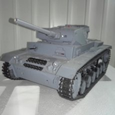 Radio Control: CARRO DE COMBATE PANZER 1/16 -HENG LONG-RC BATTLE TANK - SCALE REAL ACTION- 27'145 MHZ. Lote 226365315