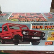 Rádio Controlo: MERCEDES G D RADIOCONTROL RICO. Lote 226410355