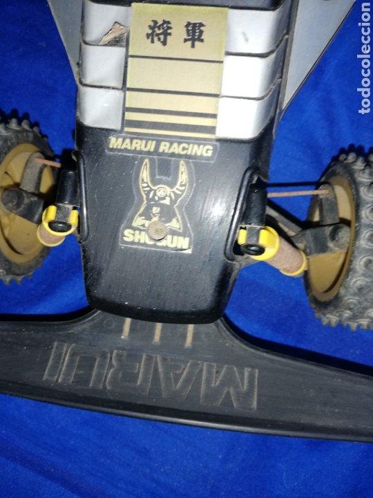 Radio Control: COCHE BUGGY SHOGUN MARUI.. COMPLETO.ALCANZA 30 KM..AÑOS 89..90.JAPON. PIEZA DE COLECIONISTA - Foto 2 - 227712075