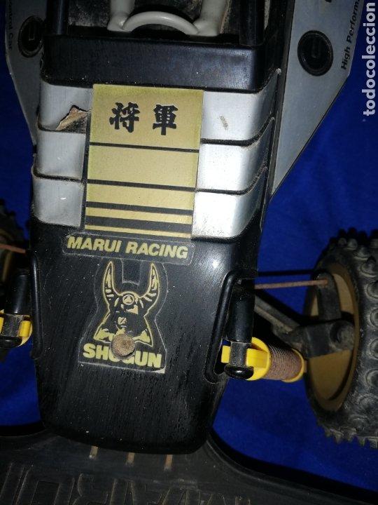Radio Control: COCHE BUGGY SHOGUN MARUI.. COMPLETO.ALCANZA 30 KM..AÑOS 89..90.JAPON. PIEZA DE COLECIONISTA - Foto 3 - 227712075