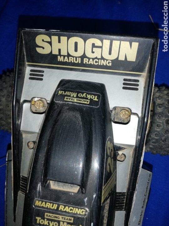 Radio Control: COCHE BUGGY SHOGUN MARUI.. COMPLETO.ALCANZA 30 KM..AÑOS 89..90.JAPON. PIEZA DE COLECIONISTA - Foto 5 - 227712075