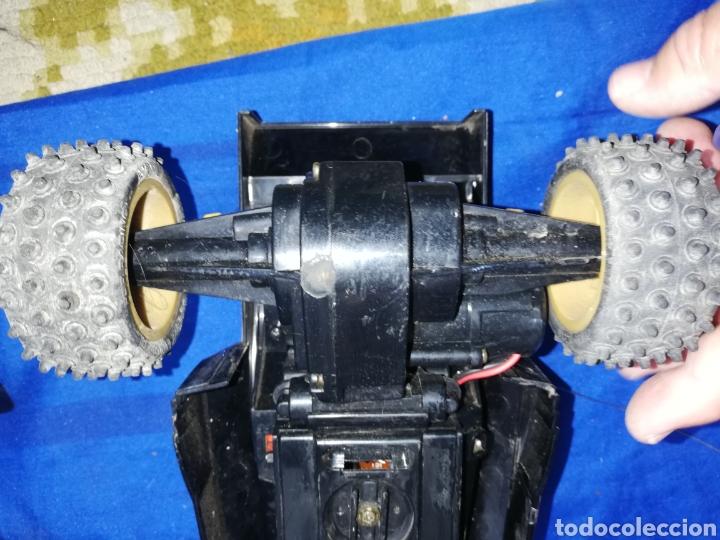 Radio Control: COCHE BUGGY SHOGUN MARUI.. COMPLETO.ALCANZA 30 KM..AÑOS 89..90.JAPON. PIEZA DE COLECIONISTA - Foto 6 - 227712075