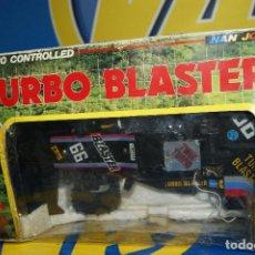 Rádio Controlo: JUGUETE RADIOCONTROL AÑOS 80 TURBO BLASTER RADIO CONTROLLER. Lote 229826930