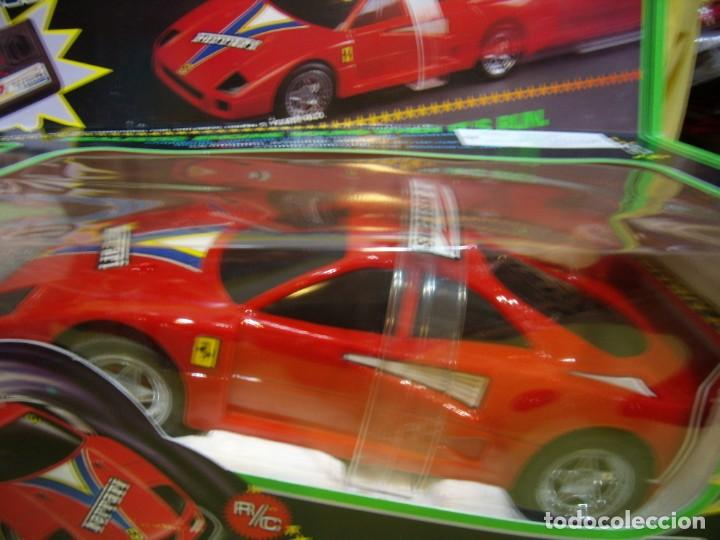 Radio Control: Ferrari F40 Radio Control, año 1990, acrobático, turbo, escala 1/15, Nuevo sin abrir - Foto 4 - 231613220