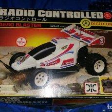 Rádio Controlo: AERO BLASTER RADIO CONTROLLED VINTAGE DIGITCON AÑOS 80. Lote 232177890
