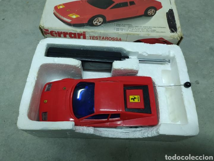 Radio Control: Ferrari testarossa radio control. Años 80 - Foto 2 - 232883520