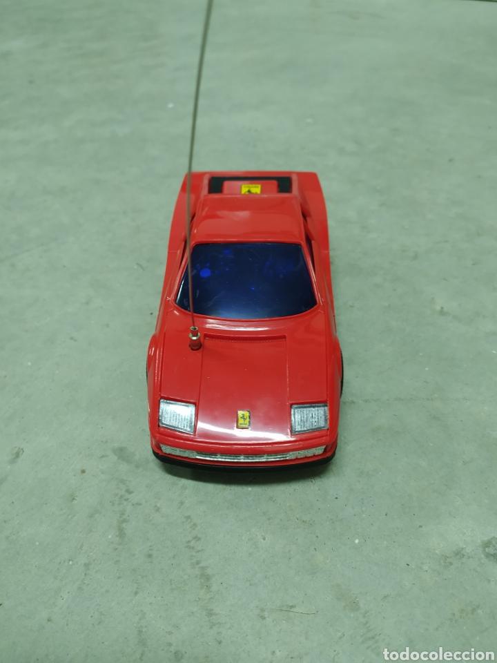 Radio Control: Ferrari testarossa radio control. Años 80 - Foto 3 - 232883520