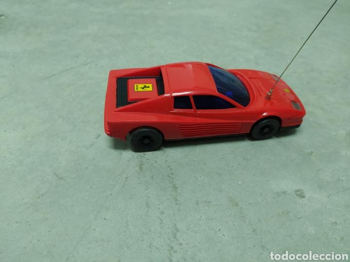 Radio Control: Ferrari testarossa radio control. Años 80 - Foto 4 - 232883520