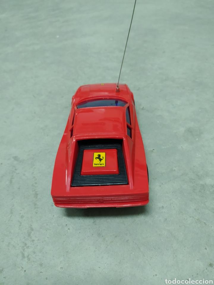 Radio Control: Ferrari testarossa radio control. Años 80 - Foto 5 - 232883520