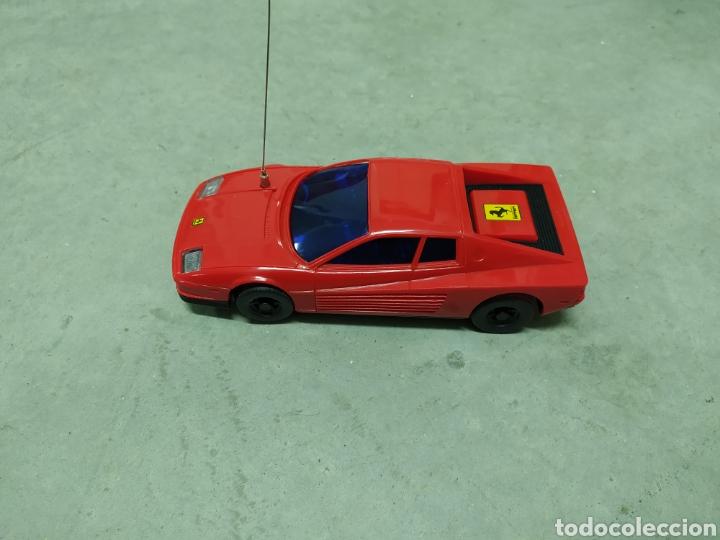 Radio Control: Ferrari testarossa radio control. Años 80 - Foto 6 - 232883520