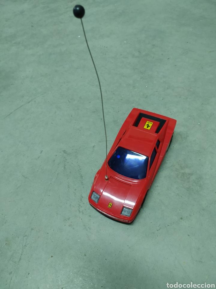 Radio Control: Ferrari testarossa radio control. Años 80 - Foto 7 - 232883520