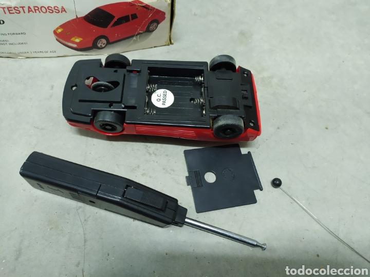 Radio Control: Ferrari testarossa radio control. Años 80 - Foto 8 - 232883520