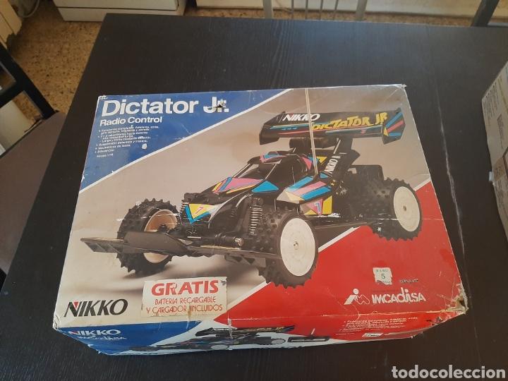 NIKKO DICTADOR JR TURBO ESCALA 1/14 (Juguetes - Modelismo y Radiocontrol - Radiocontrol - Coches y Motos)