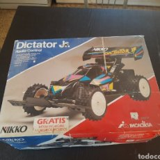 Rádio Controlo: NIKKO DICTADOR JR TURBO ESCALA 1/14. Lote 232981295