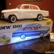 Rádio Controlo: COCHE BMW 1500 CABLEDIRIGIDO. CON CAJA ORIGINAL (35 CM ). Lote 234553210