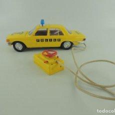 Rádio Controlo: COCHE ANTIGUO POLICE PATROL MERCEDES 450 SE. Lote 235082640