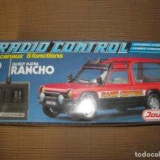 Radio Control: TALBOT MATRA RANCHO. JOUSTRA. Lote 235330905
