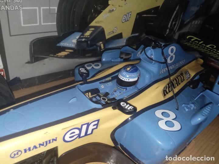 COCHE DE CARRERAS DE FERNANDO ALONSO RENAULT F1 TEAM. NIKKO. ESC 1:10 (Juguetes - Modelismo y Radiocontrol - Radiocontrol - Coches y Motos)