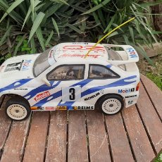 Radio Control: FORD ESCORT COSWORTH RC GASOLINA. Lote 245611060