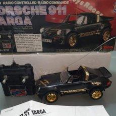 Radiocommande: COCHE R/C TAIYO - PORCHE 911 TARGA - REF.: 8719. Lote 246575325