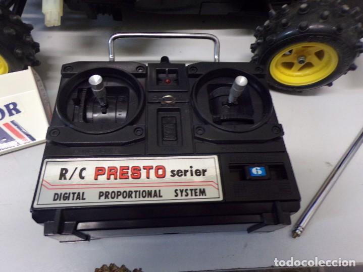 Radio Control: coche radiocontrol avantcourior Juguete todoterreno años 80 - Foto 2 - 248979020