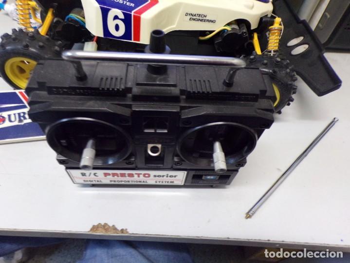 Radio Control: coche radiocontrol avantcourior Juguete todoterreno años 80 - Foto 3 - 248979020