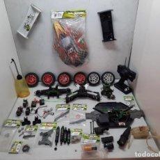 Radio Control: EXPECTACULAR LOTE DE ANSMANN AR RACING 21 , MOTOR , CHASIS , RECAMBIOS , CARROCERIA COCHE GASOLINA. Lote 252149235