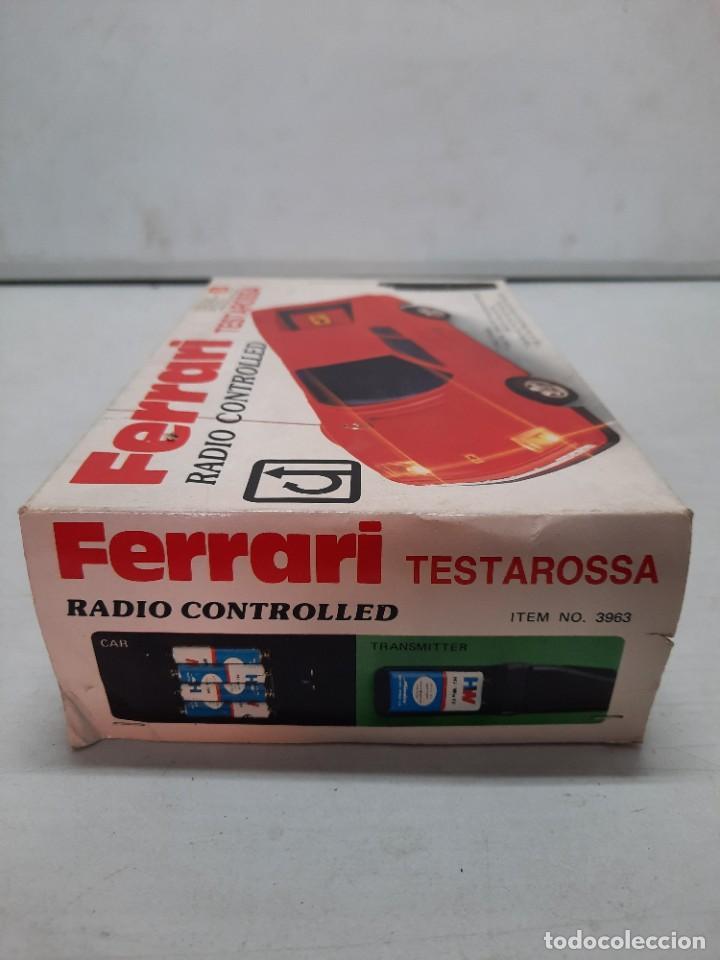 Radio Control: FERRARI TESTAROSSA RADIO CONTROL TIPO RICO PAYA FUNCIONANDO!! - Foto 16 - 252159880