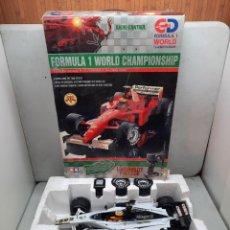 Radio Control: FORMULA 1 WORLD CHAMPIONSHIP RADIO CONTROL NUEVO A ESTRENAR!!. Lote 252174950