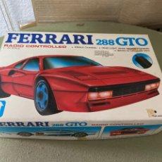 Radio Control: FERRARI 288 GTO RADIO CONTROL NUEVO. Lote 253336835