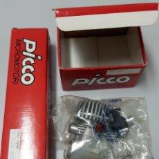 Radio Control: MOTOR 21 PICCO RE SG CON ESCAPE Y CODO PARA BUGGY ENVIO INCLUIDO. Lote 253573990