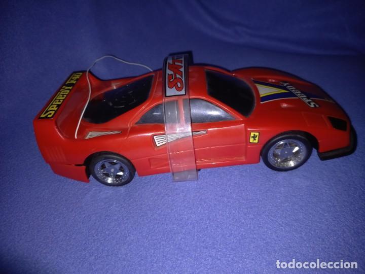 Radio Control: Coche radiocontrol Ferrari F40 año 1989 - Foto 3 - 254810940