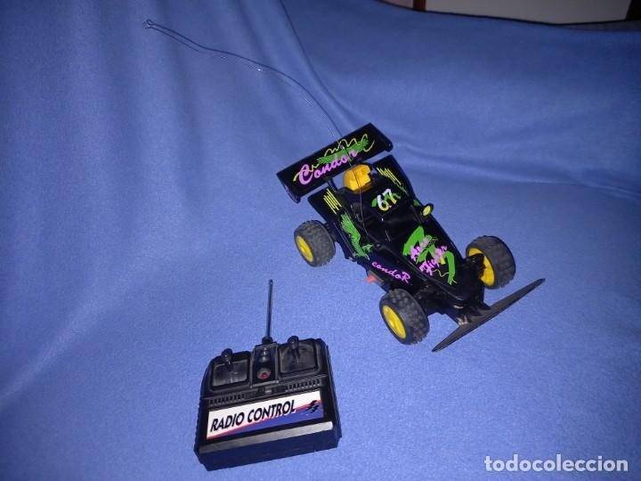 ANTIGUO COCHE RADIOCONTROL 4X4 (Juguetes - Modelismo y Radiocontrol - Radiocontrol - Coches y Motos)