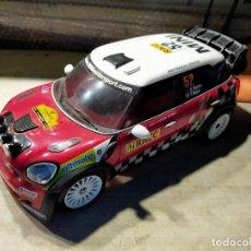 Radio Control: ANTIGUO COCHE DE RC RADIO CONTROL NIKKO TELEDIRIGIDO - COUNTRYMAN WRC 1/16. Lote 255459650