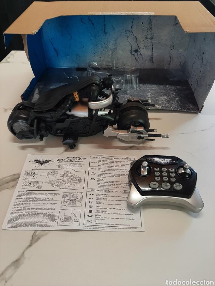 BAD-POD R/C BATMAN (Juguetes - Modelismo y Radiocontrol - Radiocontrol - Coches y Motos)