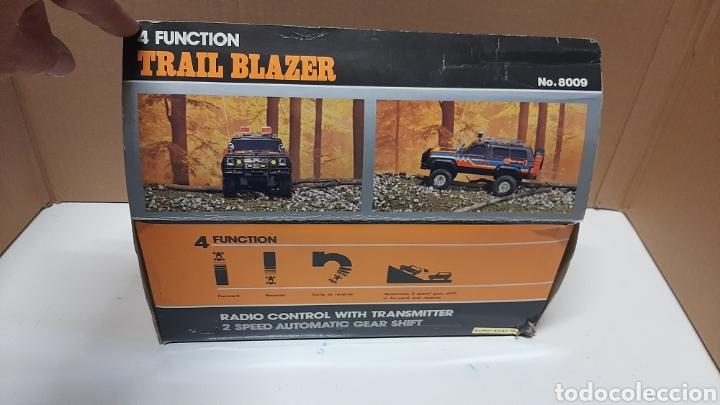 Radio Control: TRAIL BLAZER RADIO CONTROL AÑOS 70/80 RARO MODELO - Foto 4 - 257409395