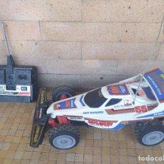 Radio Control: COCHE NIKKO SUPER BUGGY RACING DIPLOMAT 55 OFF ROADED RADIO CONTROL + MANDO - AÑOS 80. Lote 263192470