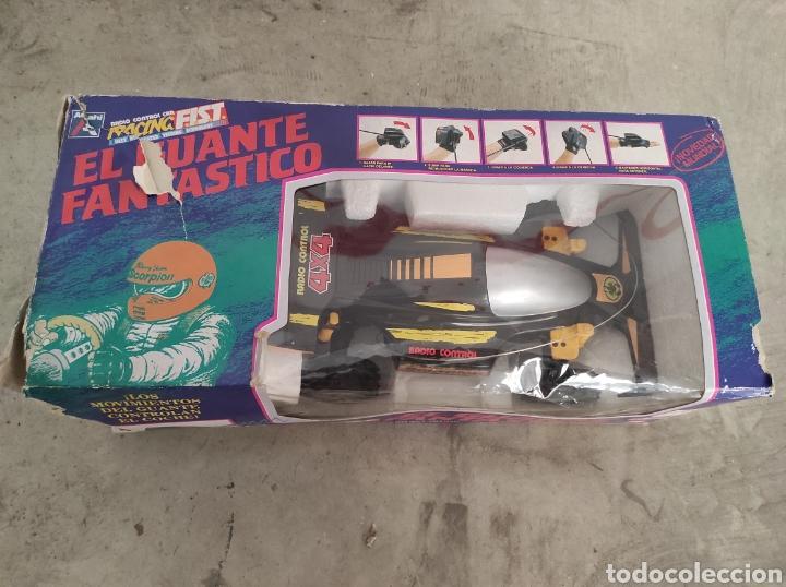 Radio Control: Coche teledirigido el guante fantástico - Foto 2 - 270968643