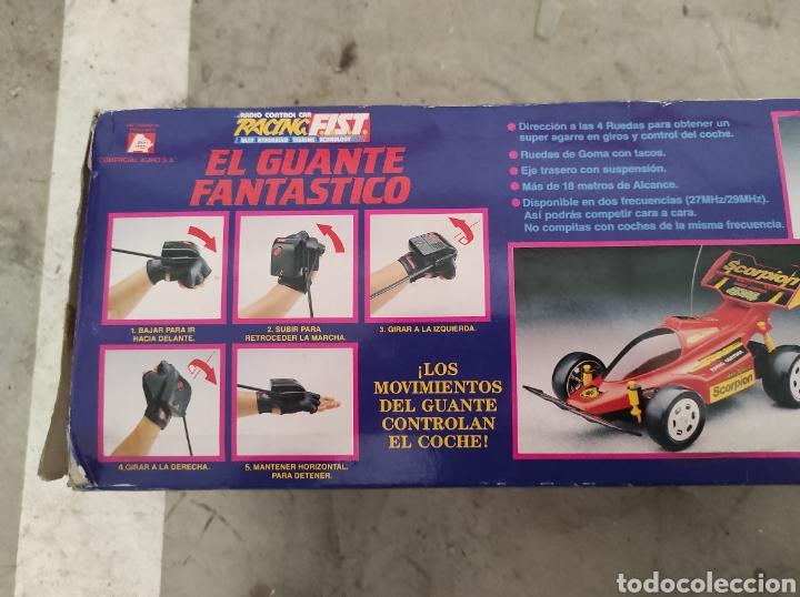 Radio Control: Coche teledirigido el guante fantástico - Foto 11 - 270968643