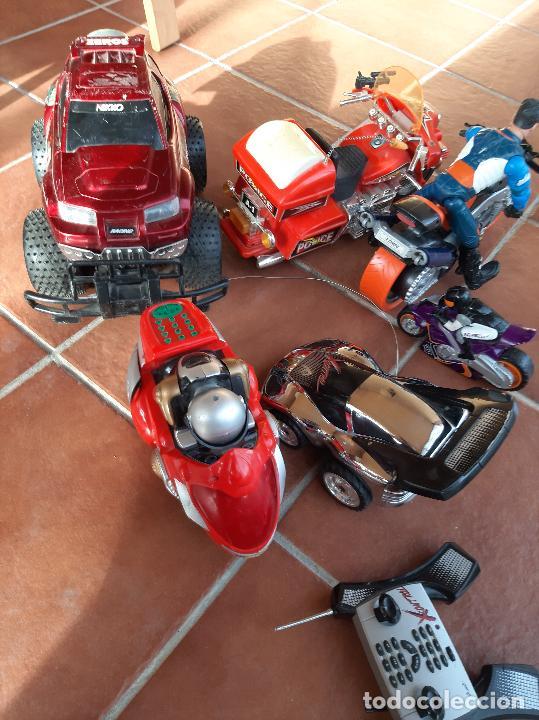 COCHES Y MOTOS RADIOCONTROL (Juguetes - Modelismo y Radiocontrol - Radiocontrol - Coches y Motos)