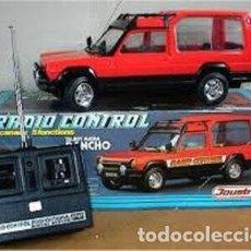 Radio Control: SIMCA 1200 RANCHO CONTROL DE JOUSTRA EN SU CAJA. Lote 276057743
